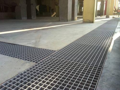 停车场沟盖板