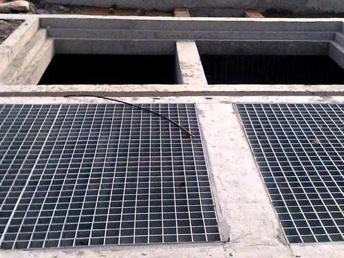 集水坑钢盖板